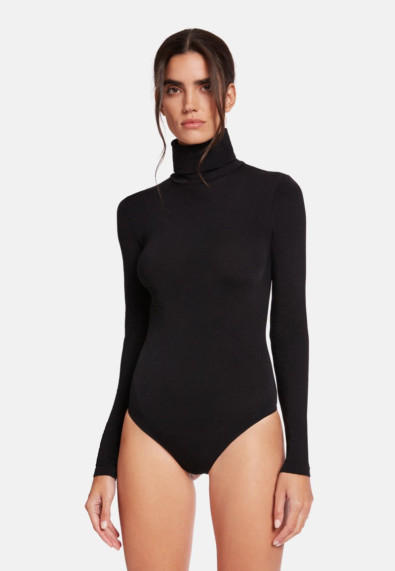 Wolford - COLORADO - Long sleeved top - schwarz