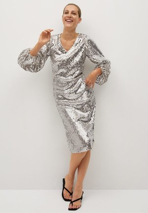 KIM - Cocktail dress / Party dress - silber