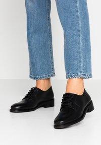 Zign - Zapatos de vestir - black - 0