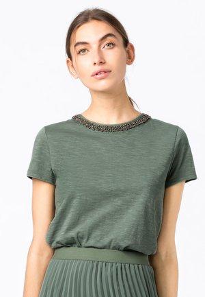 Blouse - seegrün
