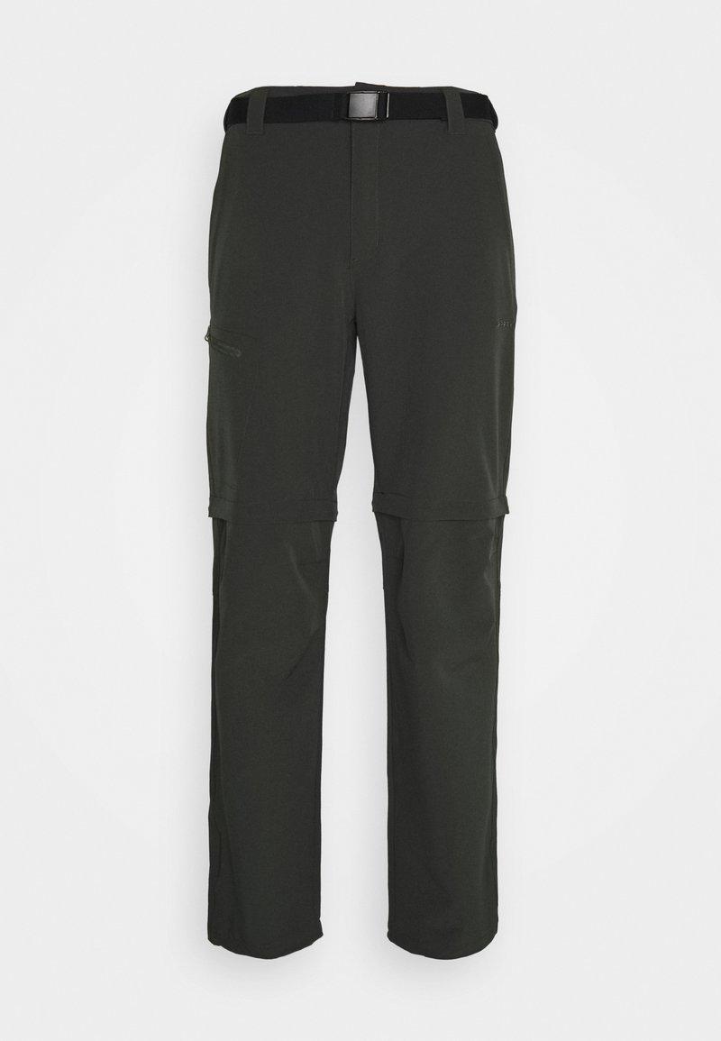 Icepeak - BARWICK - Trousers - dark green