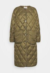 Part Two - ELEONORA - Winter coat - beech - 0