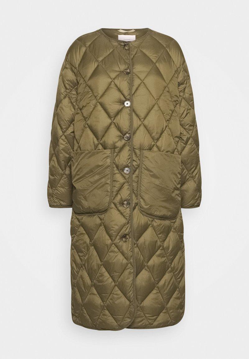 Part Two - ELEONORA - Winter coat - beech