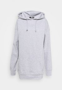 Missguided Tall - BASIC HOODY - Sweatshirt - grey - 0