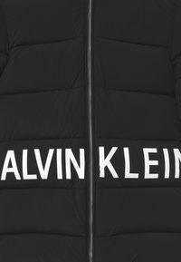 Calvin Klein Jeans - STRETCH LOGO PUFFER - Winter coat - black - 3
