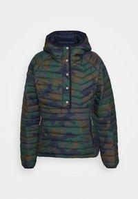 Columbia - POWDER LITEINSULATED ANORAK - Outdoor jacket - dark nocturnal - 0