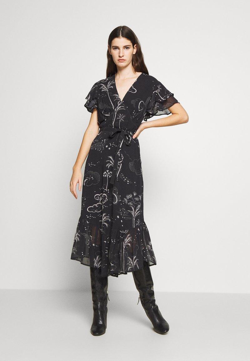 Lily & Lionel - DREW DRESS - Denní šaty - mystic palm