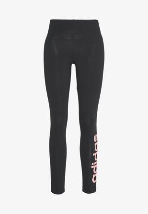 LIN - Tights - black/pink