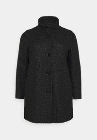 Persona by Marina Rinaldi - NET - Classic coat - black - 0