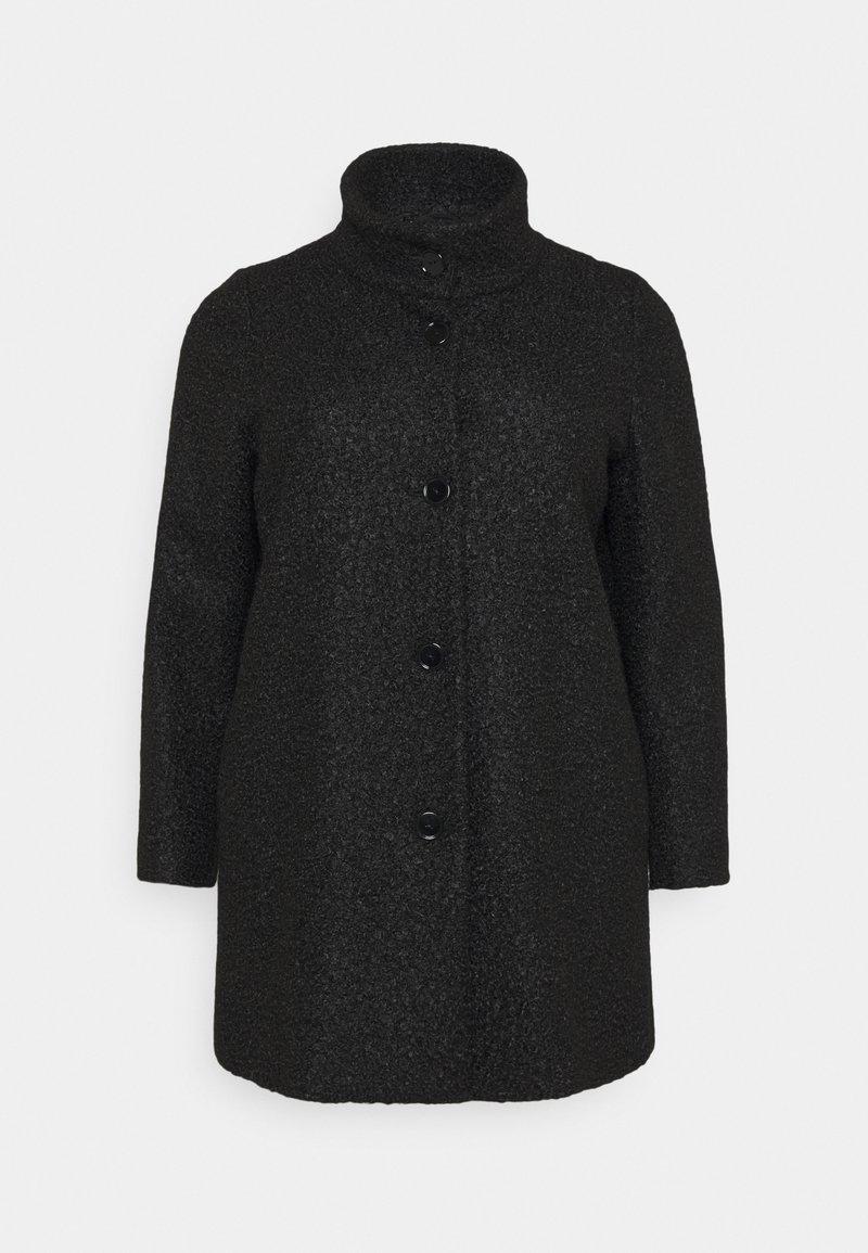 Persona by Marina Rinaldi - NET - Classic coat - black