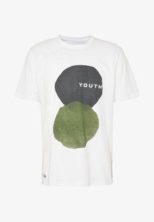 MITO - T-shirt imprimé - white