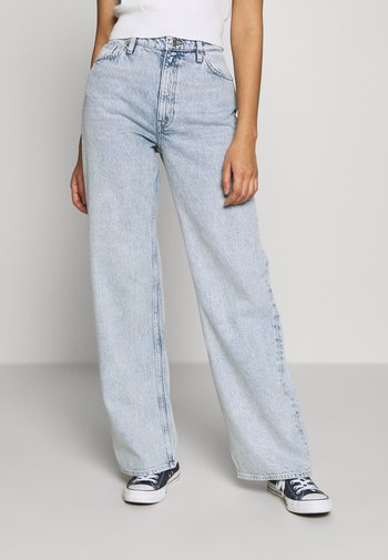 Jeans relaxed fit - blue dusty light