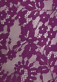 City Chic - DELORES SHORTY - Briefs - magenta purple - 2