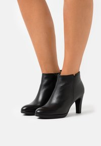 Gabor - High heeled ankle boots - schwarz - 0