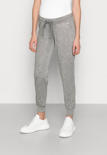 UNDERBELLY MIX - Tracksuit bottoms - antique pewter