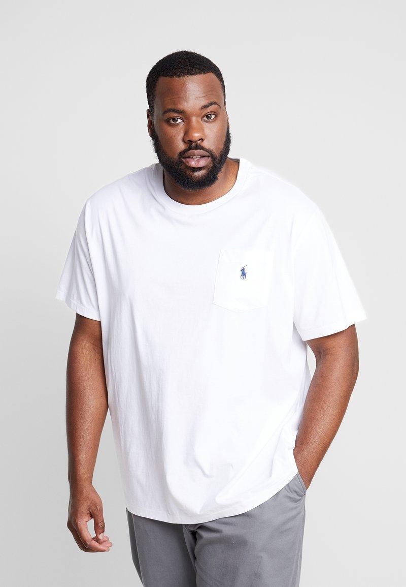 Polo Ralph Lauren Big & Tall - CLASSIC - Basic T-shirt - white