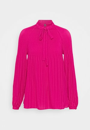 DRAPEY - Long sleeved top - pink