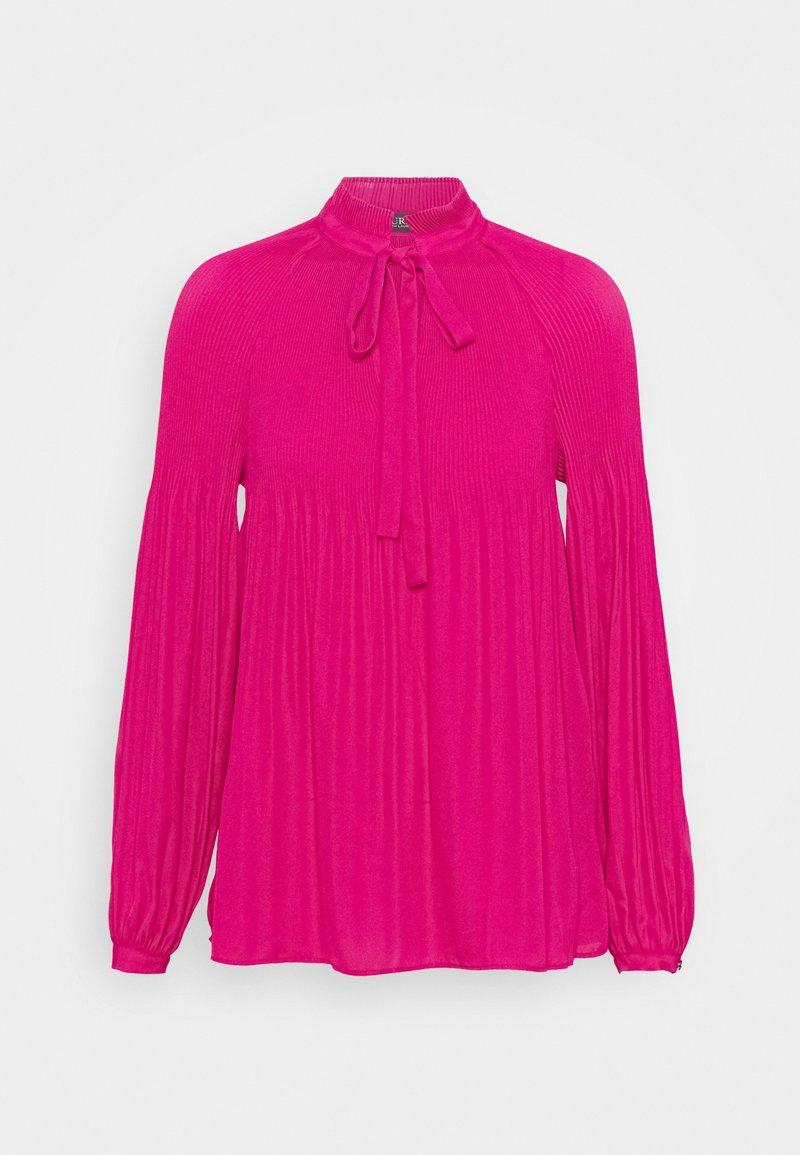 Lauren Ralph Lauren - DRAPEY - Long sleeved top - pink
