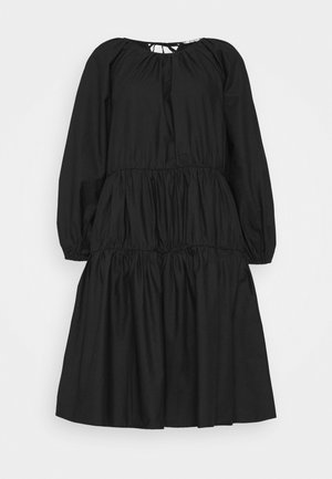 OVERSIZED DRESS - Denní šaty - black