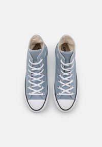 Converse - CHUCK TAYLOR ALL STAR LIFT - Baskets montantes - obsidian mist/white/black - 5