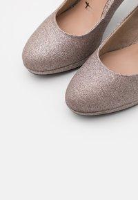 Tamaris - COURT SHOE - High heels - space glam - 5