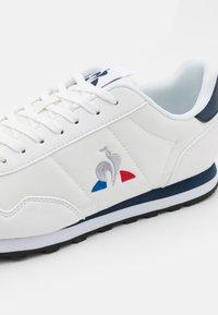 le coq sportif - ASTRA SPORT  - Zapatillas - optical white - 5