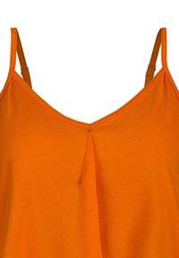 Short Stories - Pyjamashirt - orange - 2