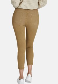 Angels - ORNELLA - Slim fit jeans - braun - 2