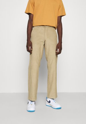 HIGGINSON PANT - Pantalon classique - khaki