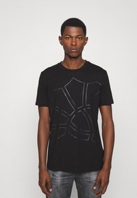 JOOP! - CHANNING - Print T-shirt - black - 0
