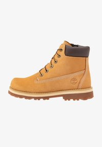 Timberland - COURMA TRADITIONAL - Lace-up ankle boots - wheat - 1