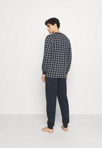 Ceceba - V-NECK SET - Pyjamas - blue dark - 2