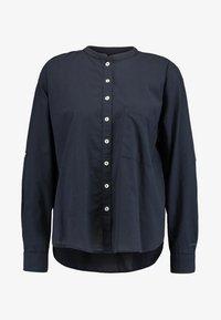 esmé studios - EMILIE - Button-down blouse - dark blue - 4