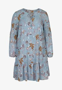 Zizzi - Day dress - light blue - 1