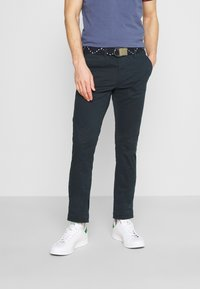 Teddy Smith - PALLAS - Chino - navy - 0