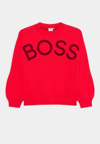 BOSS Kidswear - Jumper - red - 0