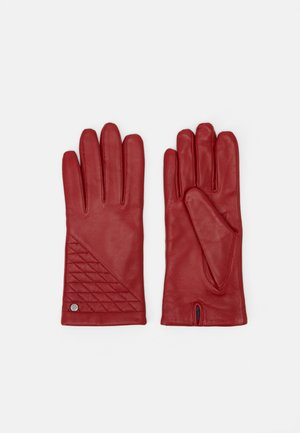 LEEDS - Gloves - classic red