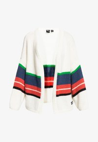Quiksilver - OUTER SUNSET EQWSW03007 - Cardigan - white str outer sunset - 5