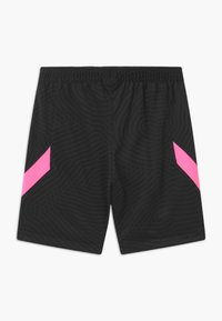 Nike Performance - FC BARCELONA UNISEX - Sports shorts - black/pink beam/new green - 1