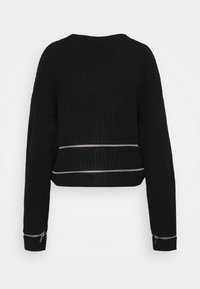 The Ragged Priest - CENSOR - Cardigan - black - 1