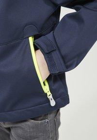 ZIGZAG - Waterproof jacket - 2048 navy blazer - 5