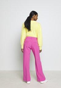 Birgitte Herskind - CORAPANTS - Trousers - pink - 4