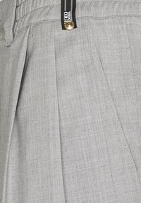 Versace Jeans Couture - TECHNICAL SUITING KAST - Broek - grey - 3