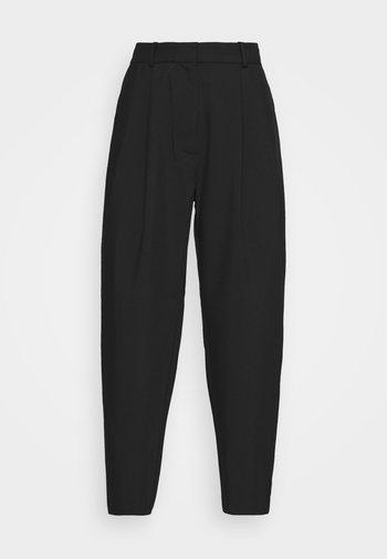 ZINC TROUSER - Pantalones - black