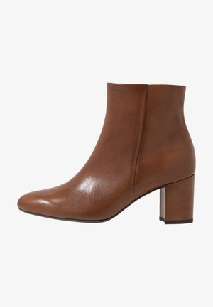Classic ankle boots - new whsiky