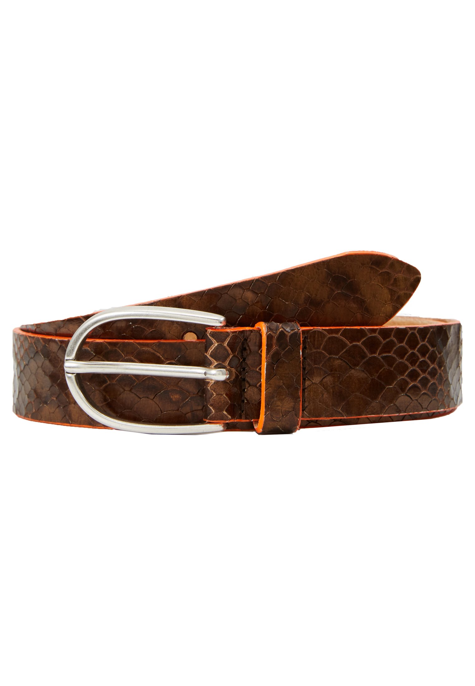 Vanzetti Belte - braun/orange/brun 1n6J7tscpAEYEtD