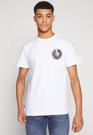 IMS TEE - Camiseta estampada - white