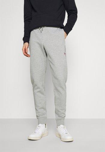 ESSENTIAL - Pantaloni sportivi - medium grey heather