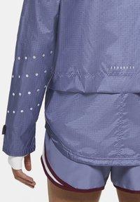 Nike Performance - FLASH - Sports jacket - world indigo/light marine - 5
