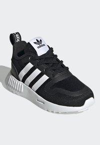 adidas Originals - MULTIX UNISEX - Baby shoes - core black/ftwr white/core black - 1